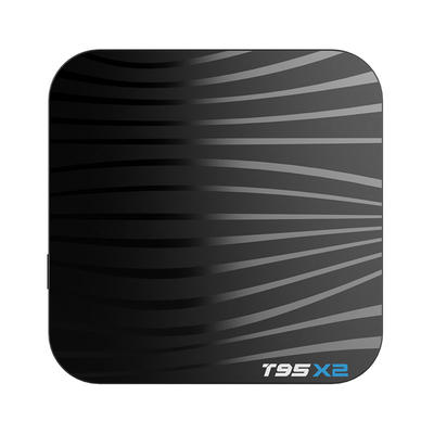 Vircia T95x2 4gb/32gb 4k Quad Core Android Tv Box Amlogic S905x2